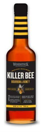 Woodstock Bourbon & Honey Killer Bee